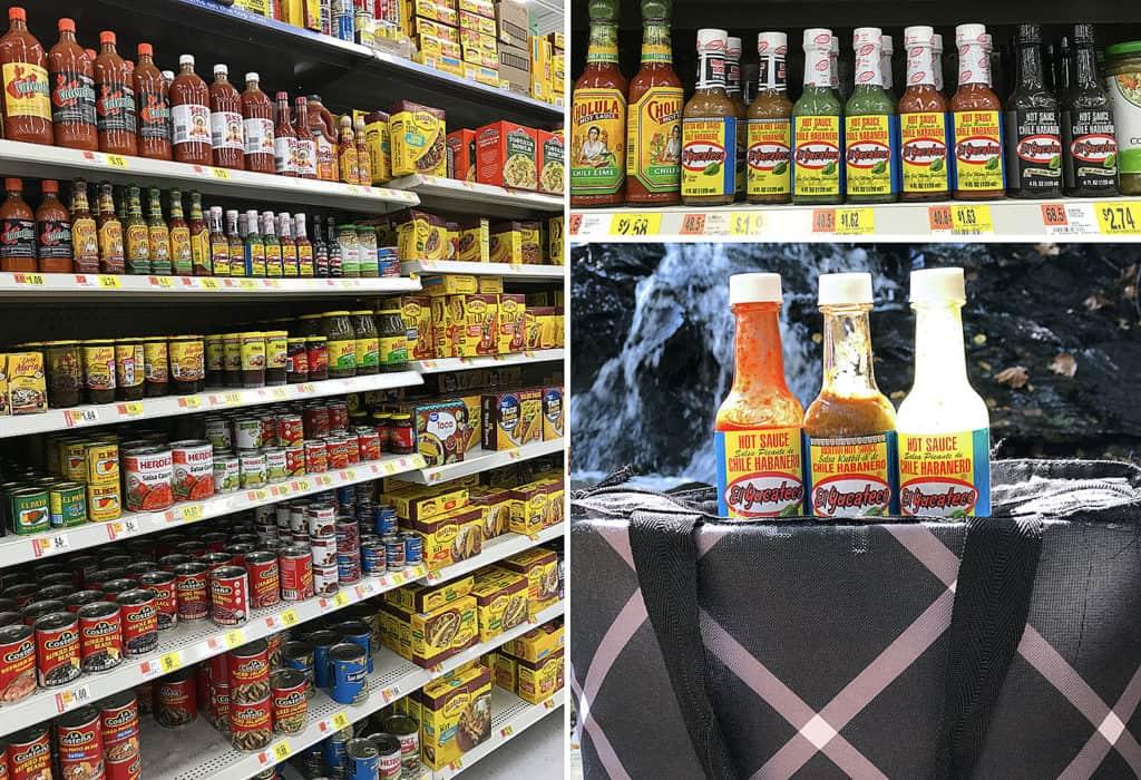 El Yucateco® Hot-Sauce Walmart