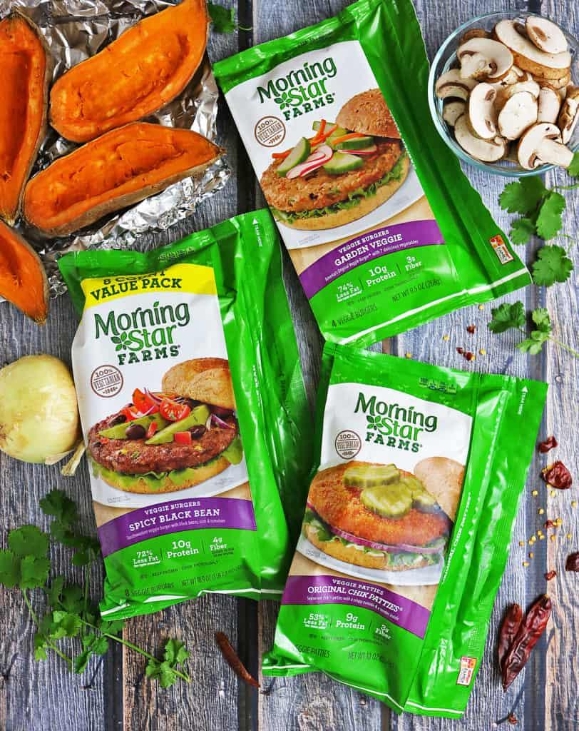 MorningStar Farms Veggie Burgers