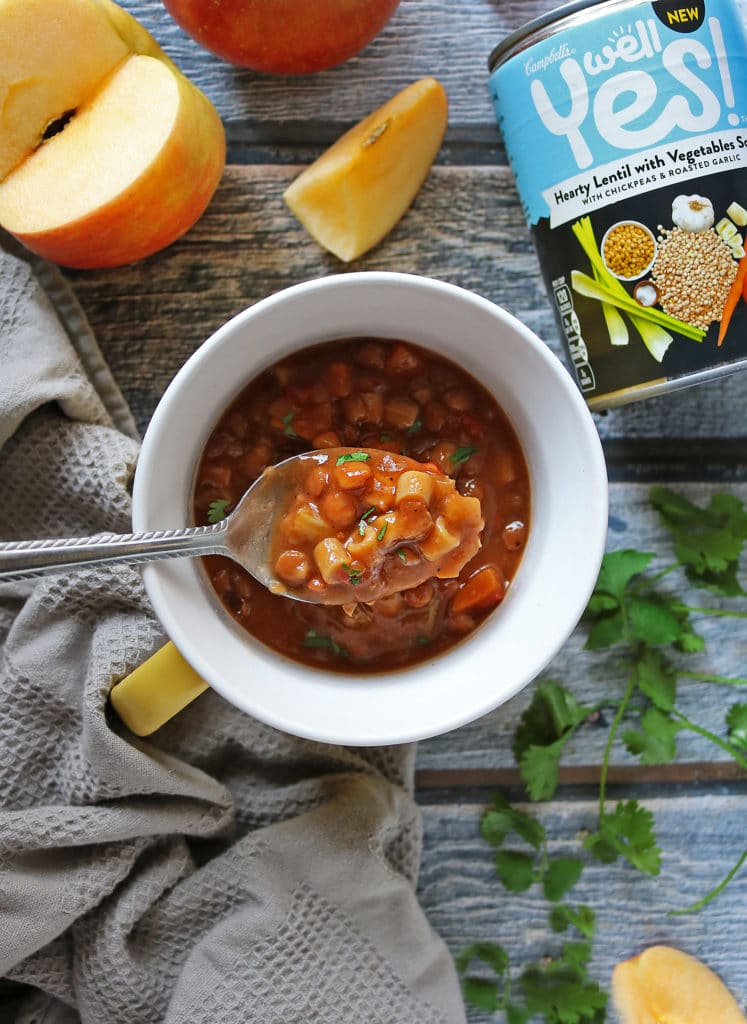 Well Yes!® Soup Hearty Lentil with Vegetable