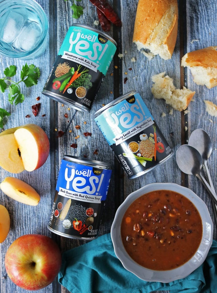 Well Yes!® Soups #WellYesMoment
