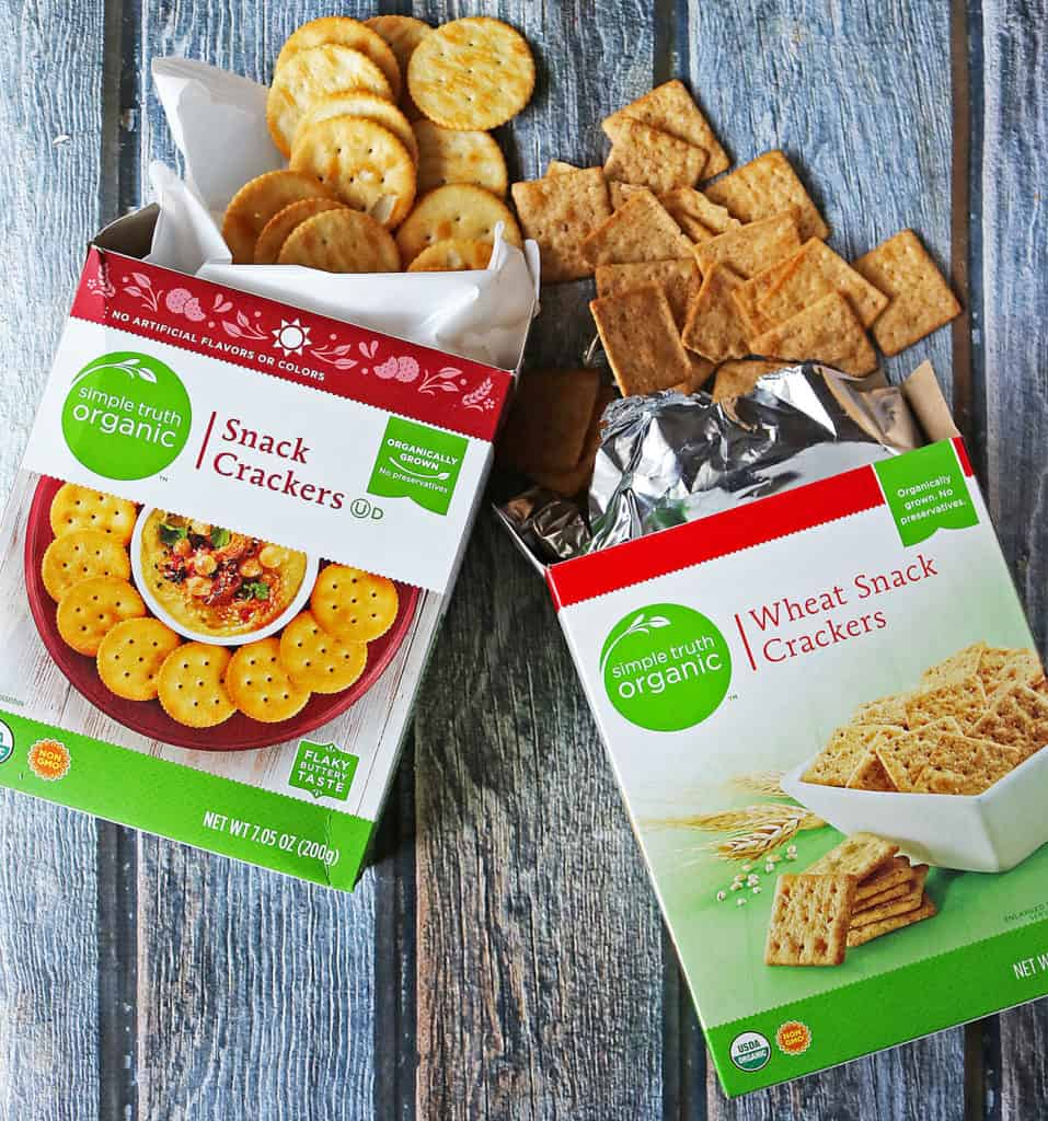Kroger Simple Truth Organic Crackers