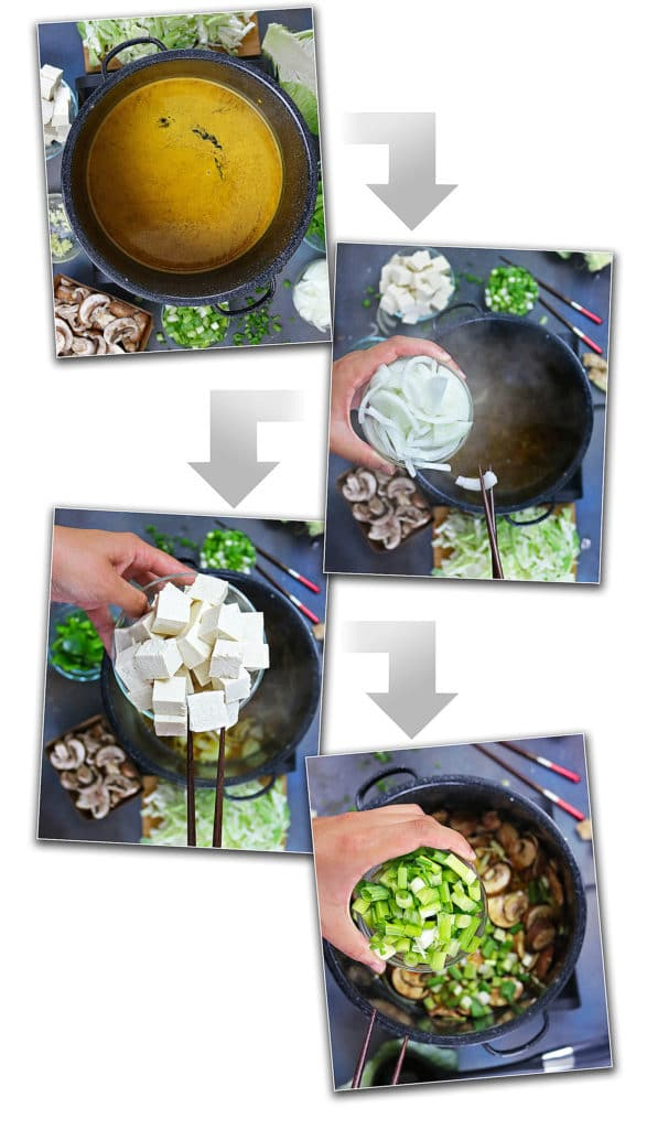 Shabu Shabu Step By Step