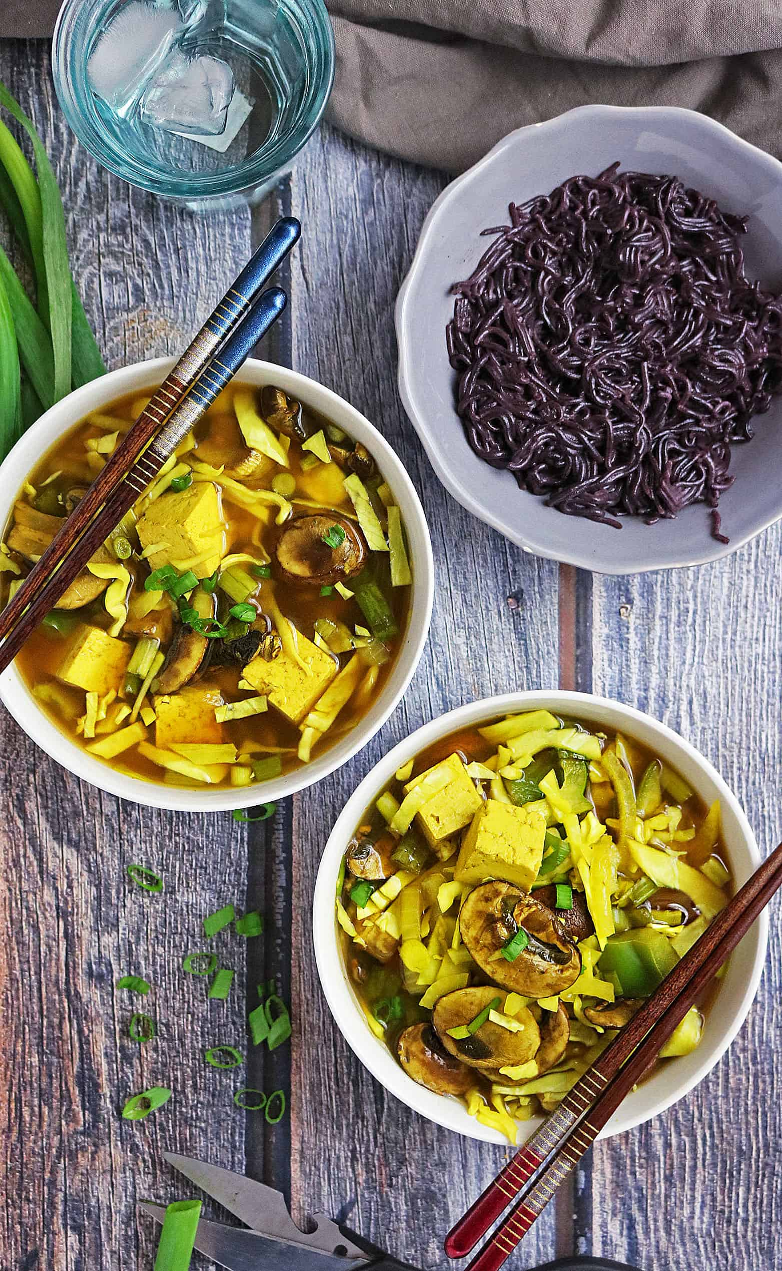 Vegetarian Shabu Shabu