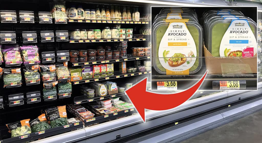 Simply Avocado Walmart