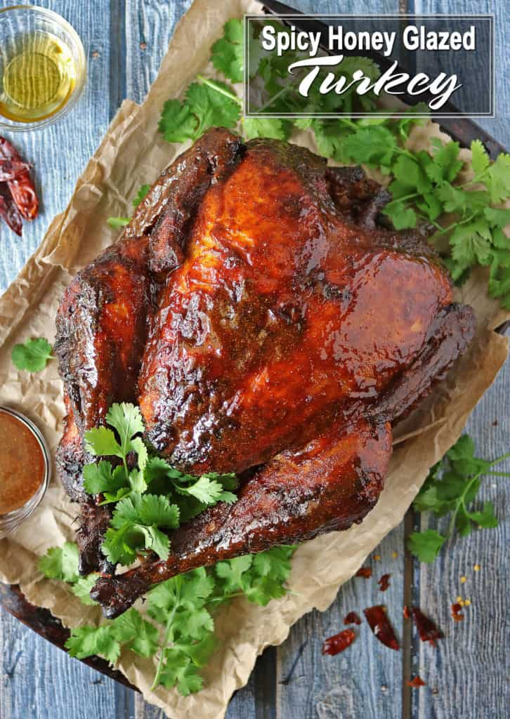 Spicy Honey Turkey