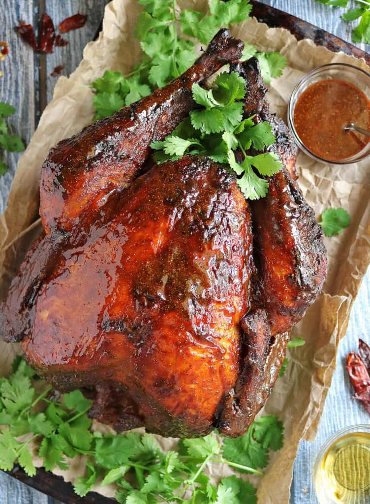 Spicy Honey Turkey For The Holidays