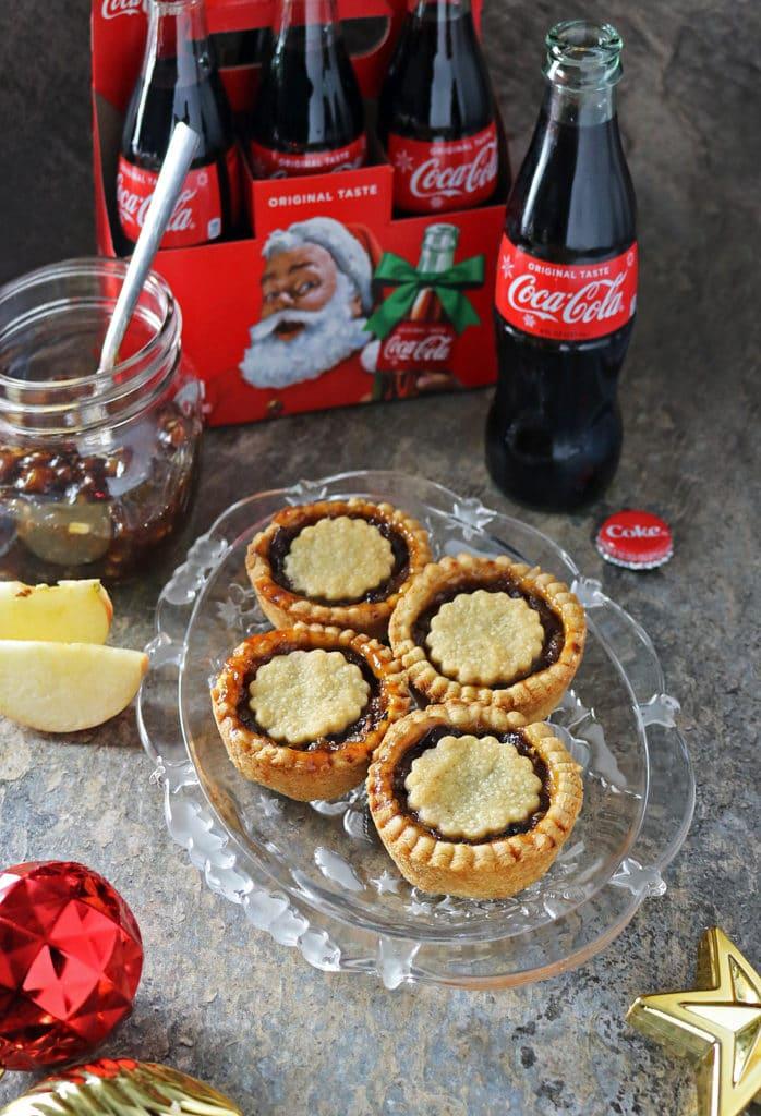 Easy Apple Mincemeat Pies