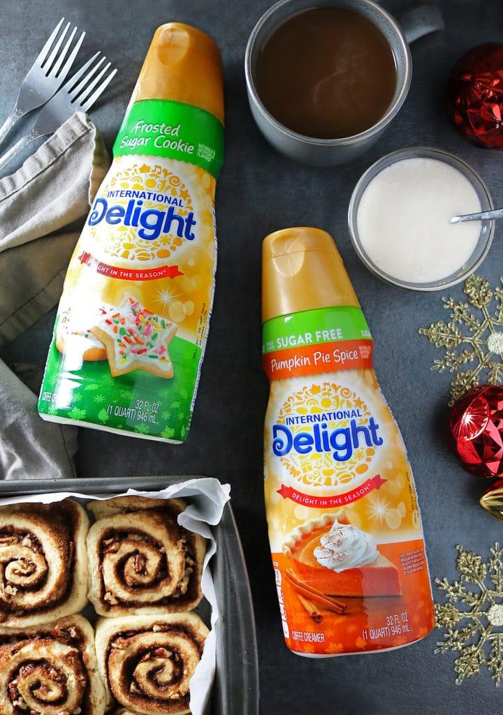 International Delight® Coffee Creamers