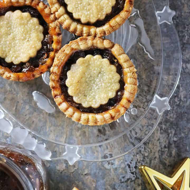 Easy Mincemeat & Apple Pies