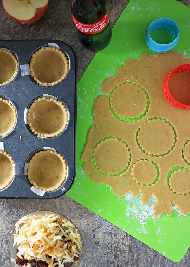 Mincemeat Apple Pies Easy Prep