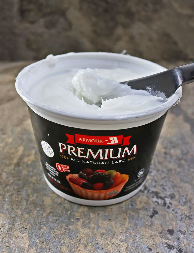 Delicious Armour Premium All-Natural Lard