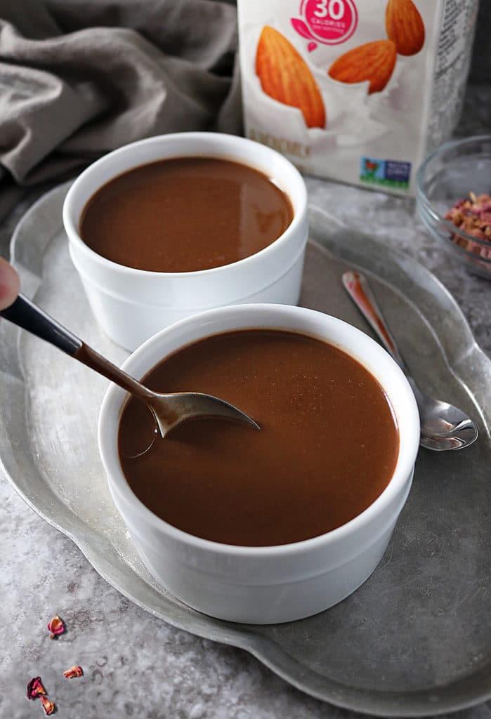 Dairy Free Chocolate Soup