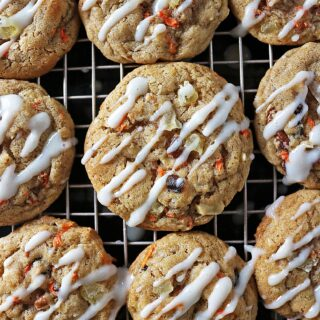 Gotta Have Carrot Cake Cookies