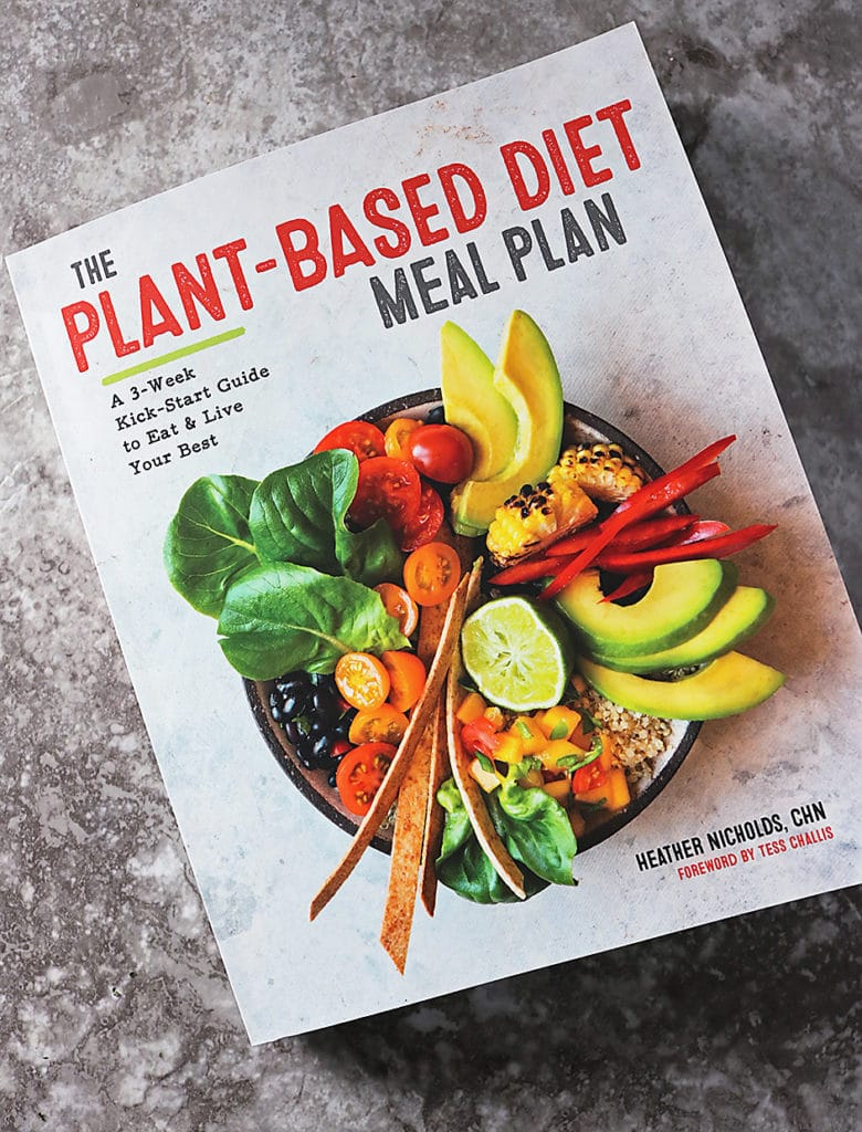 Cover photo of The Plant Based Diet Meal Plan cookbook