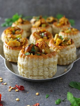 Tuna Potato Puffs