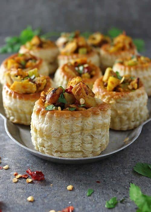 Tuna Potato Puffs