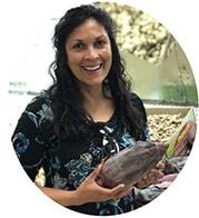 Shashi Food Blogger at Savory Spin