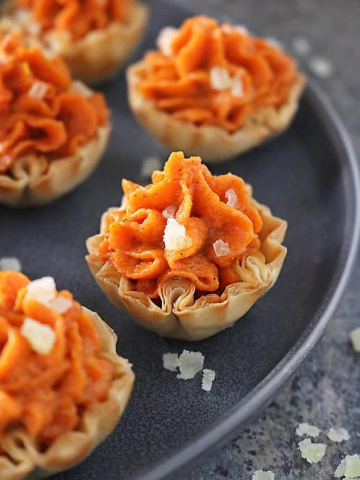 Photo of Delicious Ginger Carrot Tartlets