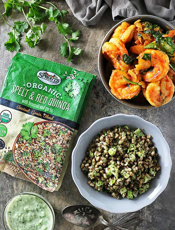 Sprouts Ancient Grains Red Quinoa Blend Photo