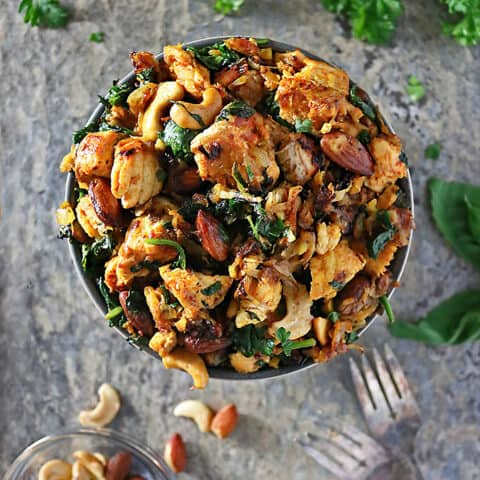 Photo of Easy Herbed Salmon Hash