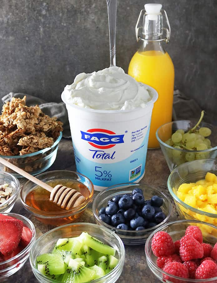 Photo of Delicious Fage Greek Yogurt