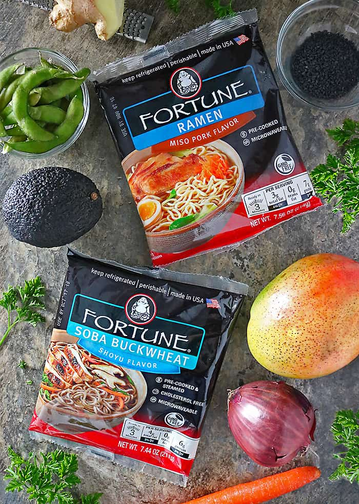 Image of JSL Fortune Ramen and Soba Buckwheat Noodles