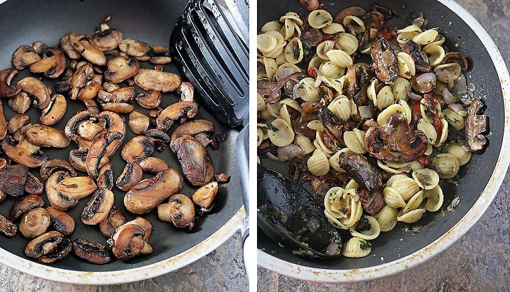 Crisp Roasted mushrooms #ElevateYourMeal Photo