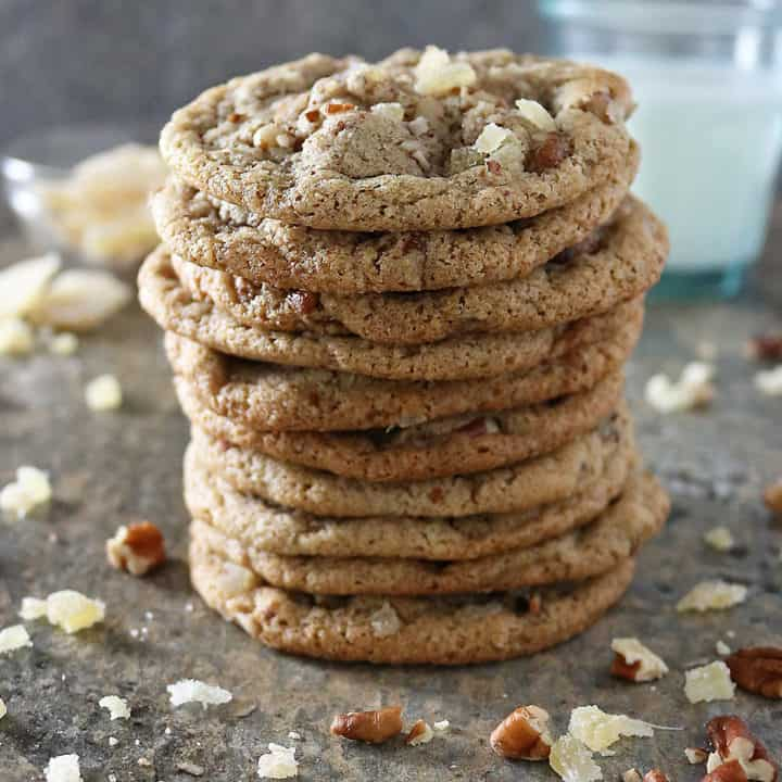 Delicious Gluten Free Ginger Pecan Cookies Photo