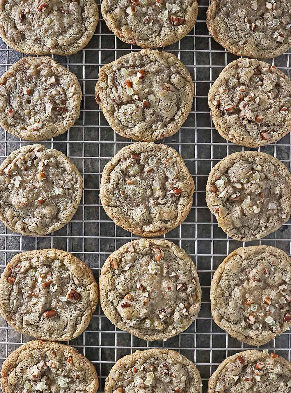 Image of Easy Ginger Pecan Cookies