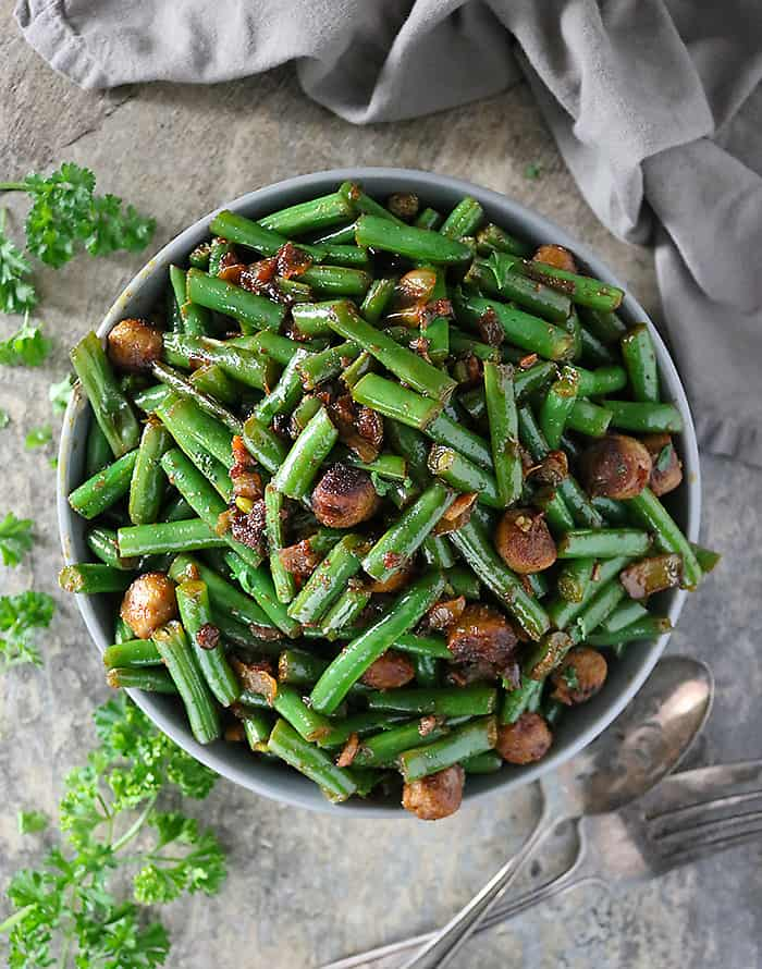 Easy Sausage And Beans Image