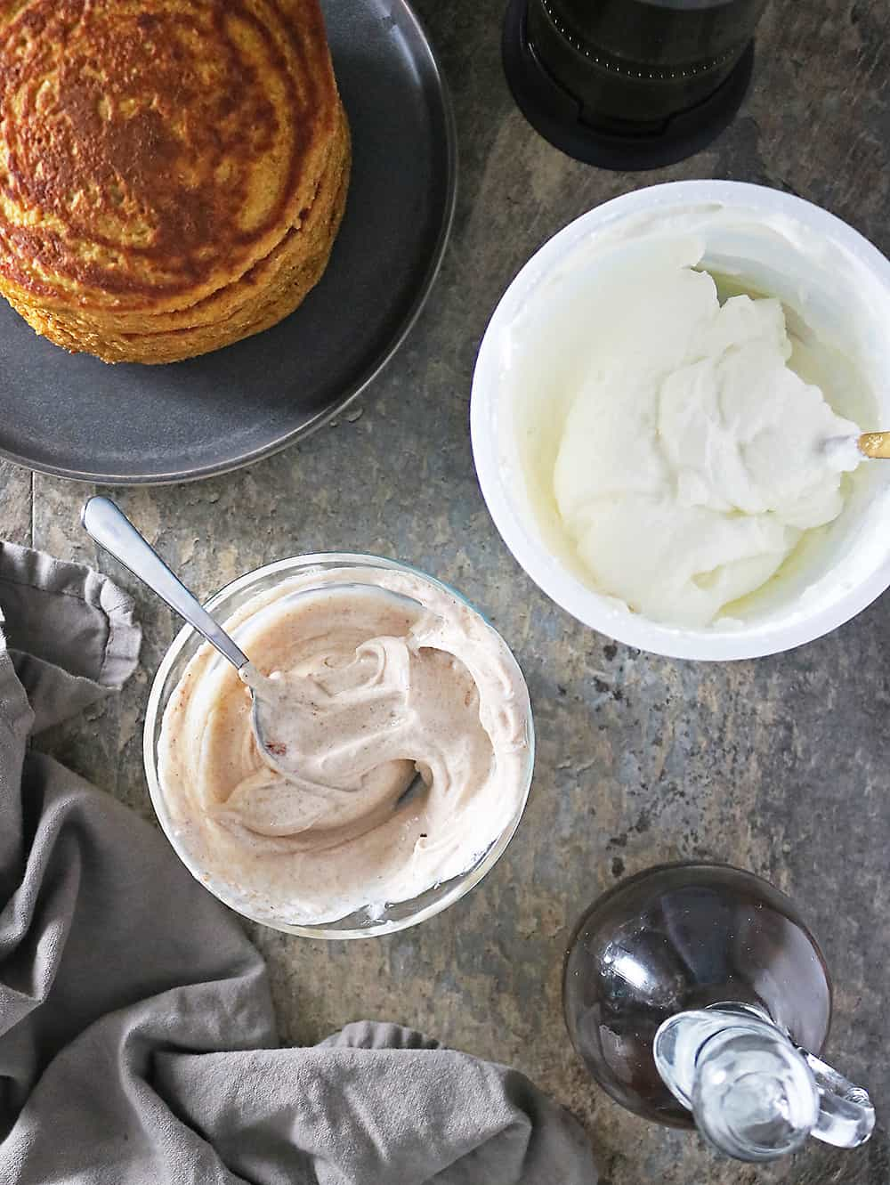 Fage Frosting Photo