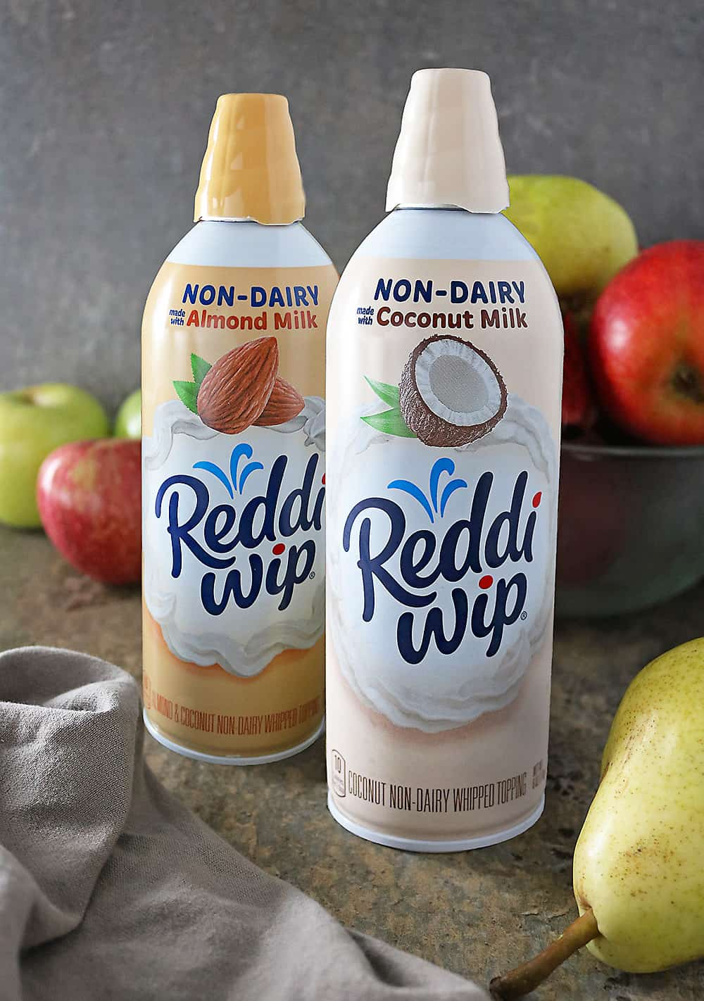 Reddi wip Non Dairy whipped topping photo