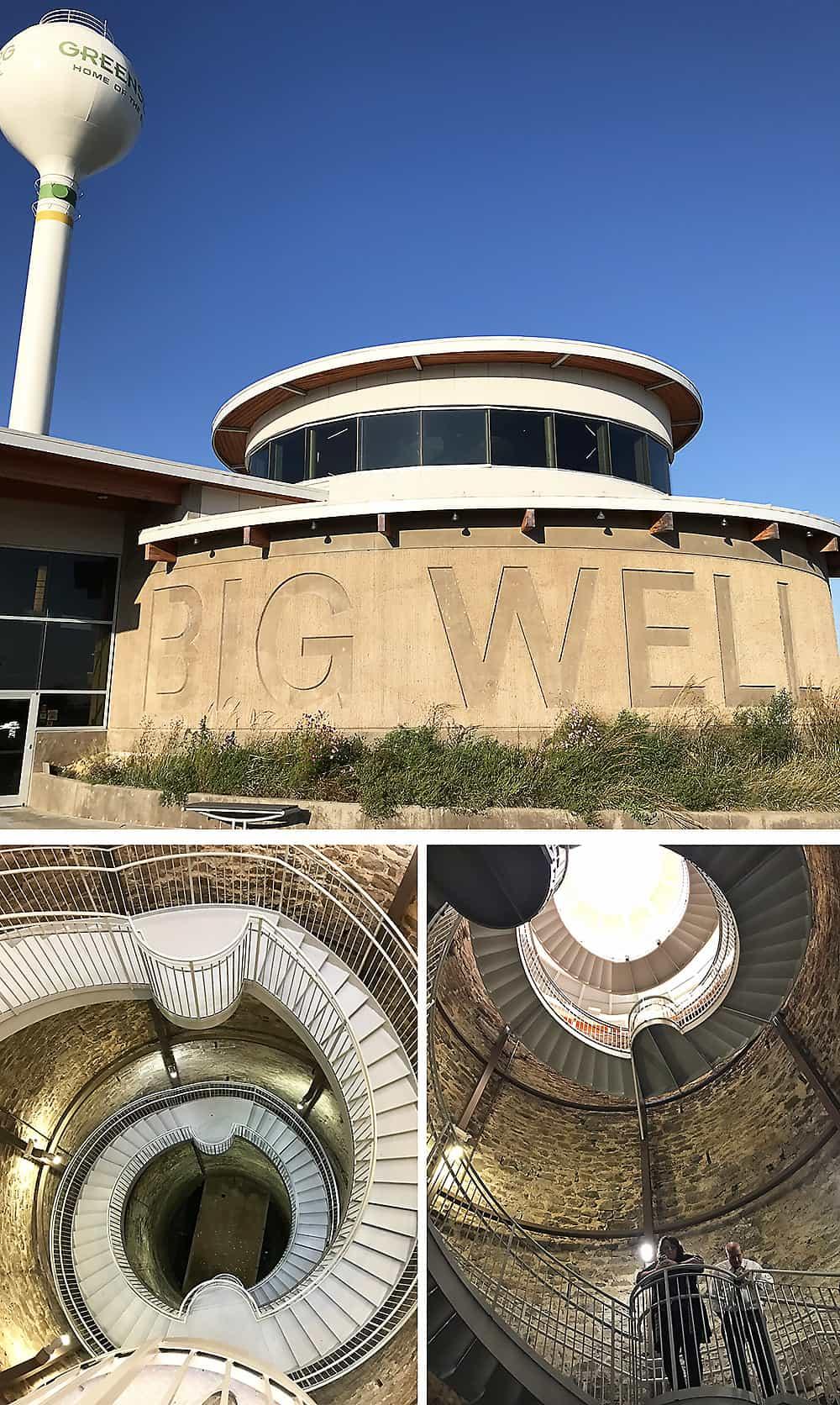 The Big Well, Kansas, Photo