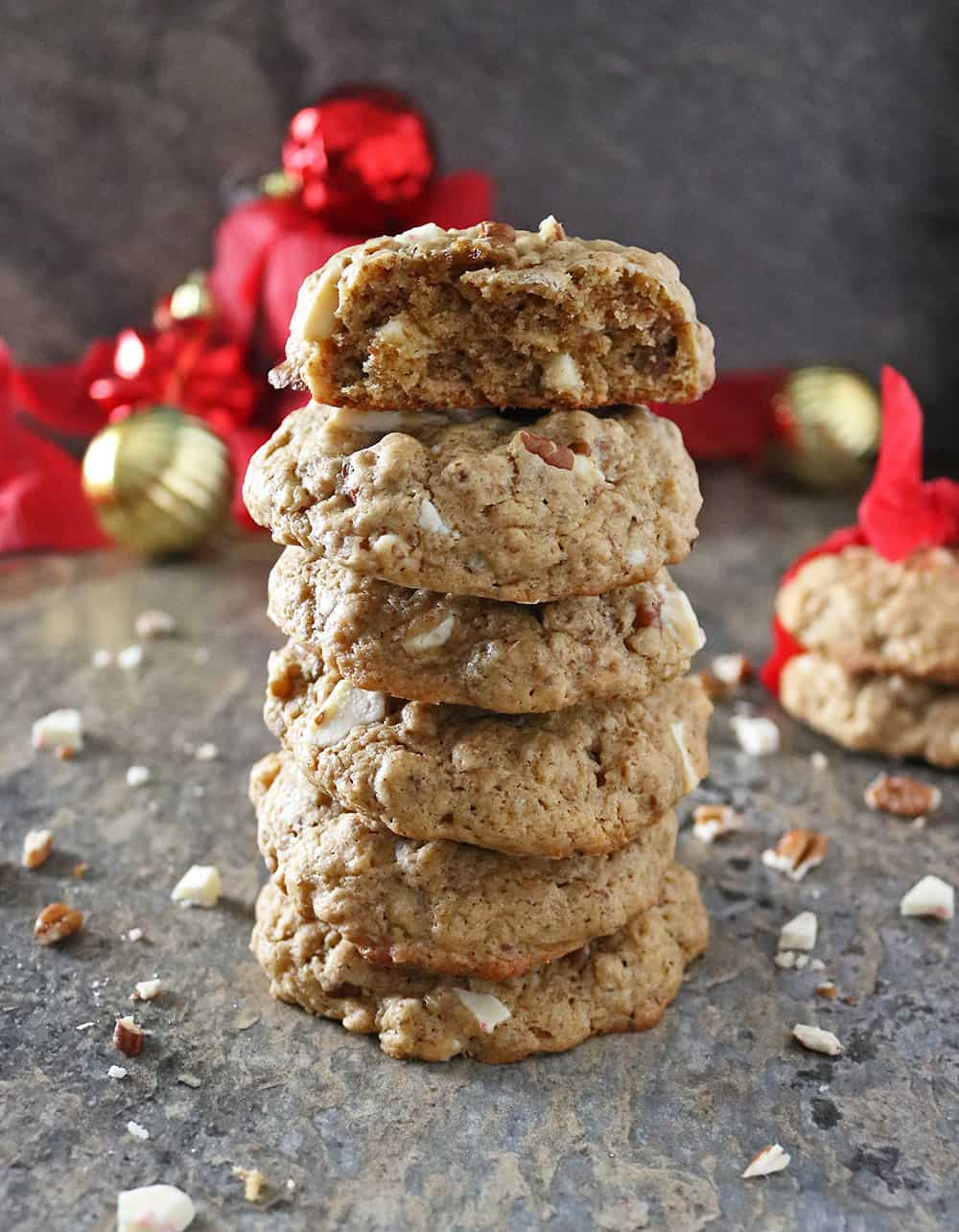 Delicious Gluten Free Peppermint Cookies Recipe Image