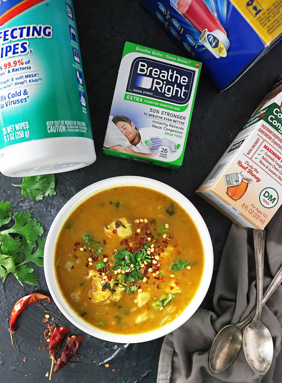 Photo Ginger Pumpkin Soup Kroger Cough Could Flu