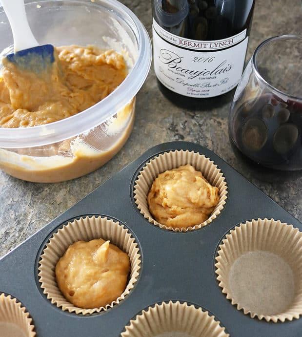 Photo of Making Sweet Potato Ginger Cupcakes