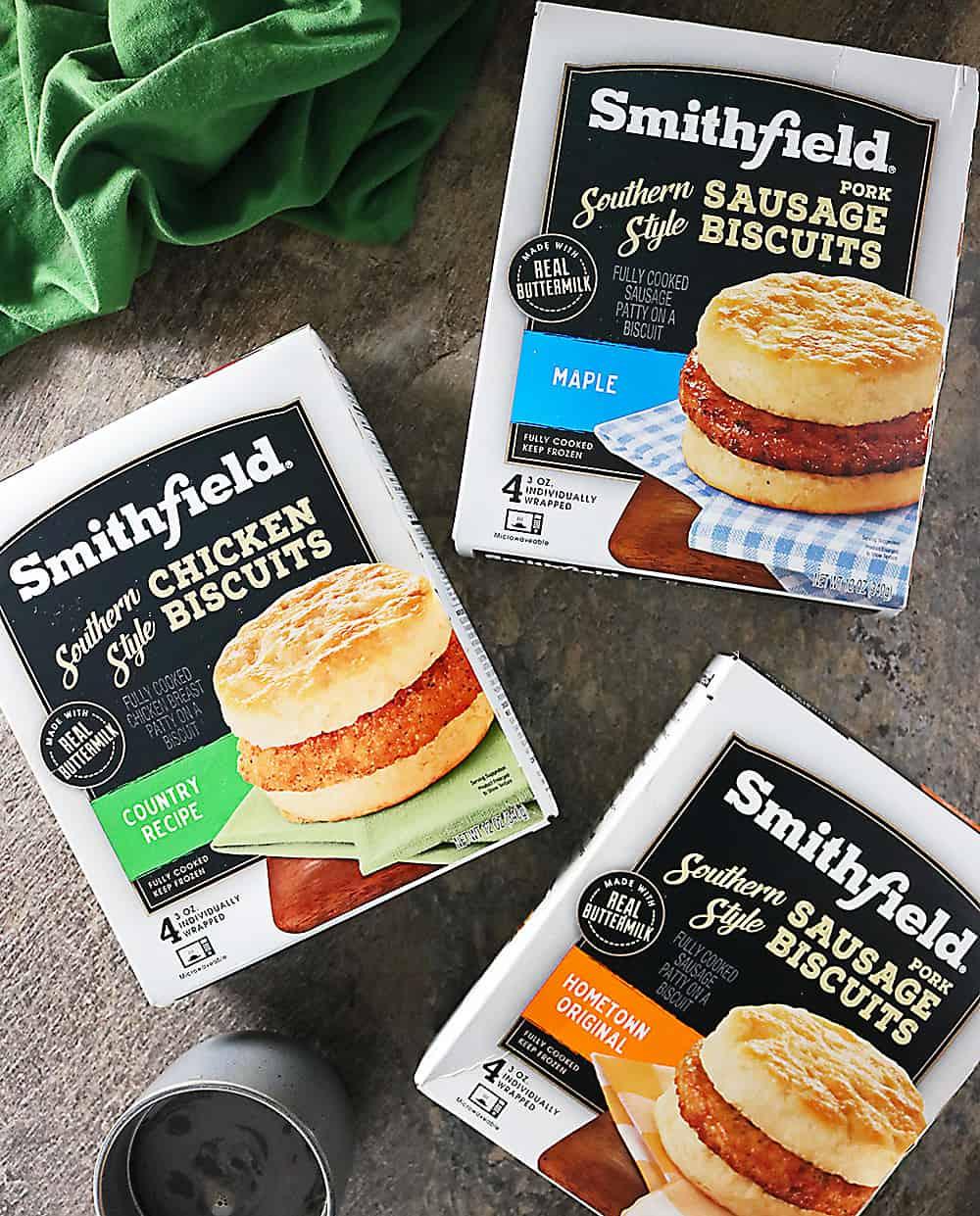 Photo Smithfield Breakfast Sandwiches