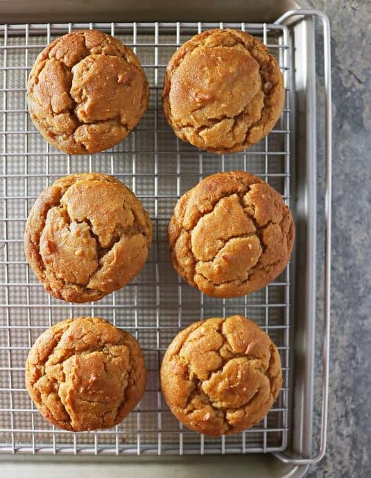 Photo Sweet Potato Cupcakes