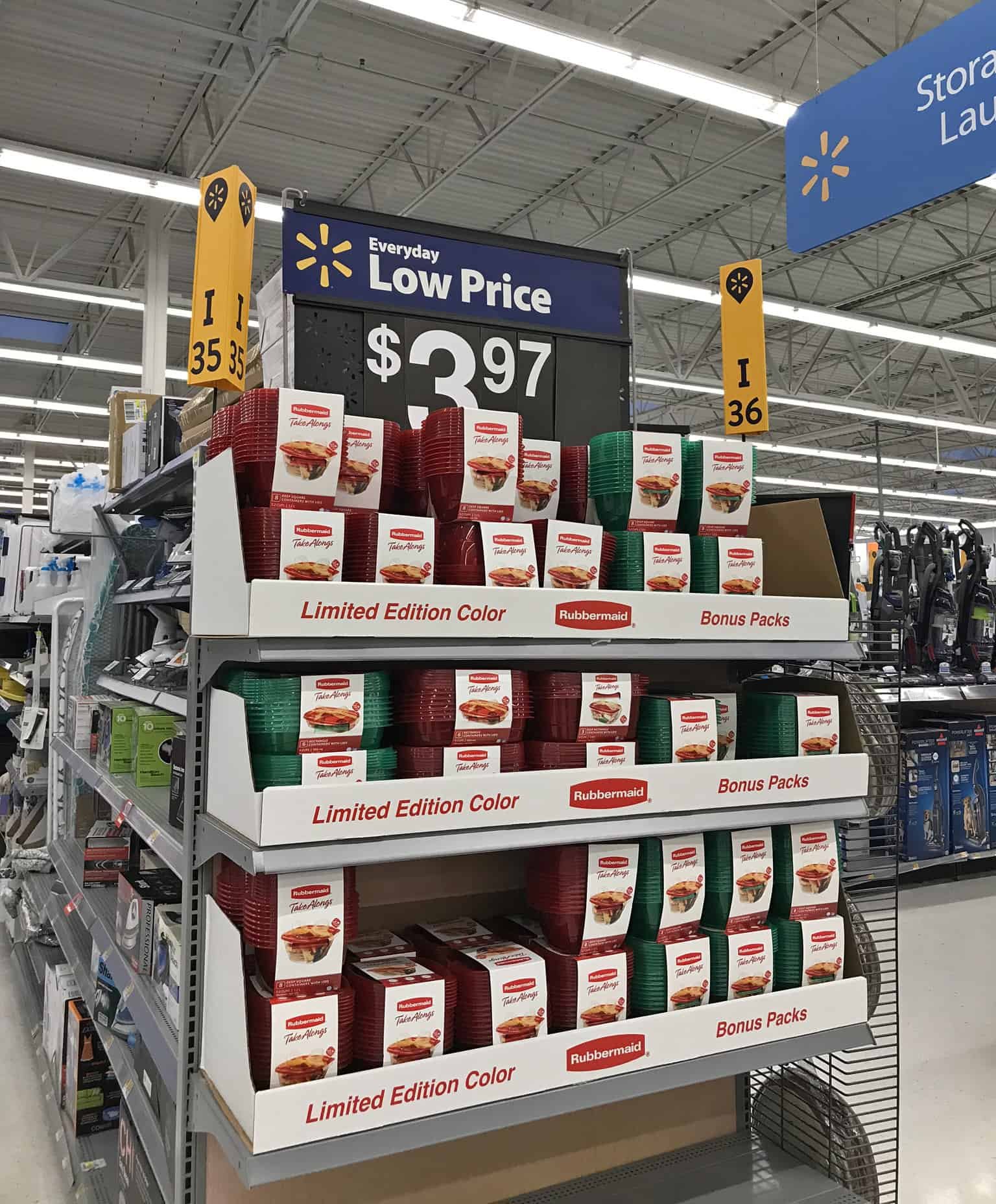 Photo Takealongs at Walmart