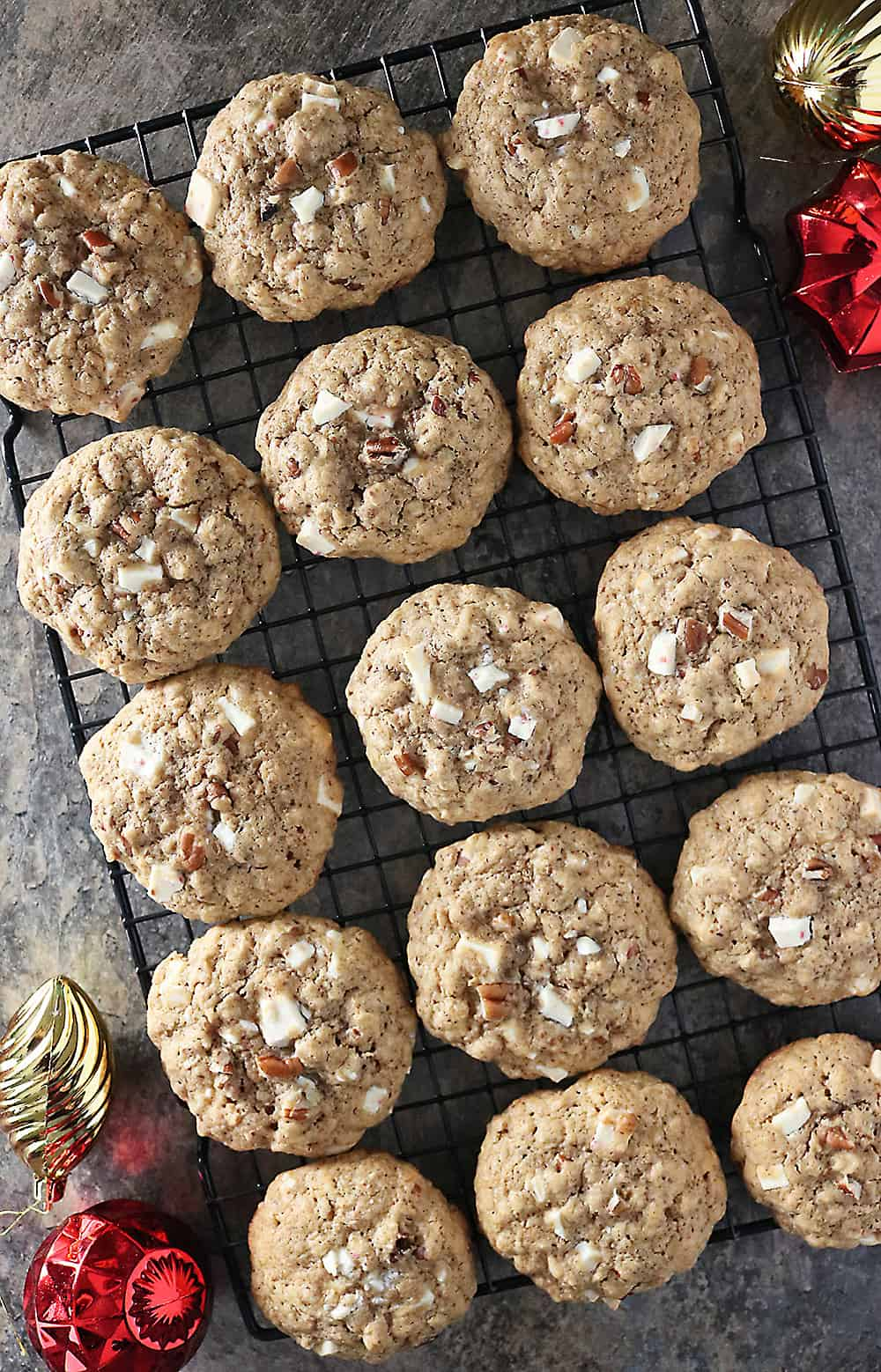 Gluten Free Peppermint Cookies are the holiday treat you can share with all your gluten-free friends! Easily the yummiest they'll have this season Image