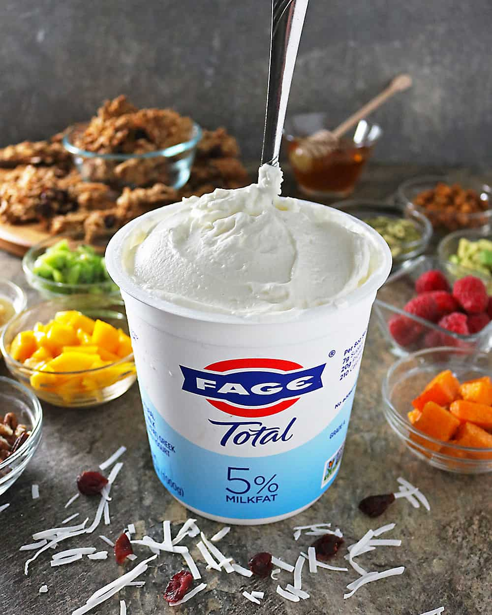 Photo Fage 5% Yogurt