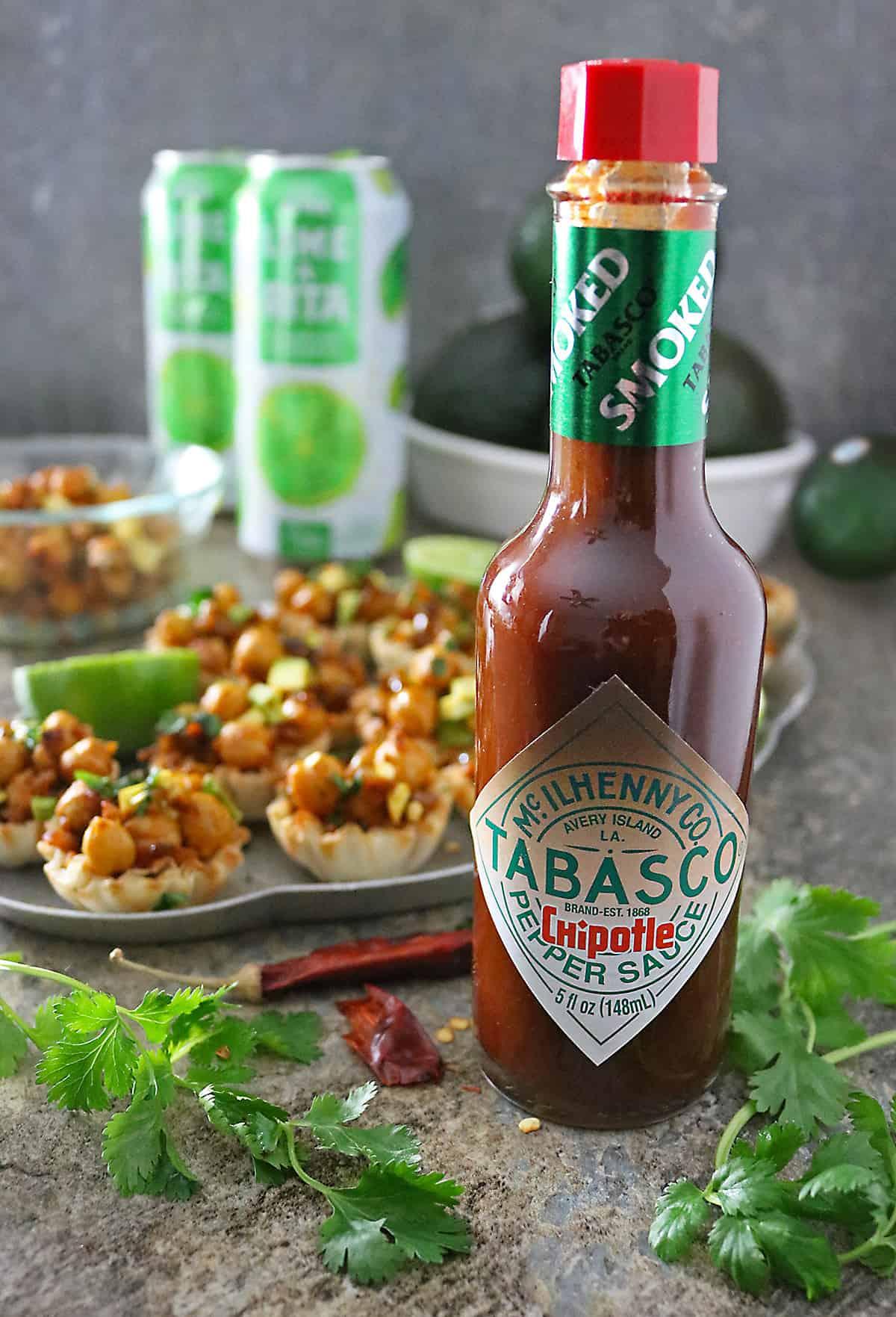 Tasty TABASCO Brand Sauce