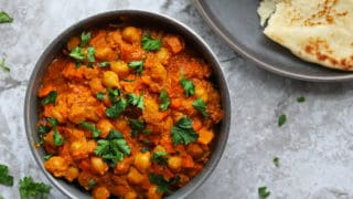 Chickpea Carrot Curry