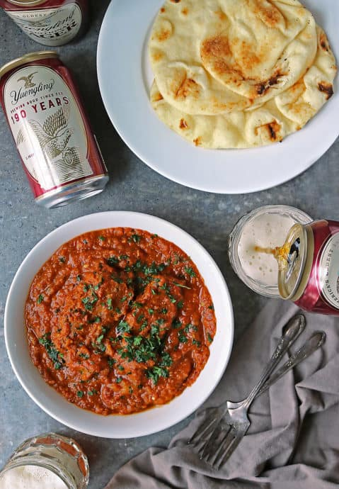 If you have 30 minutes at dinnertime, you can whip up this delicious, budget friendly and nutritious, fish curry - Photo