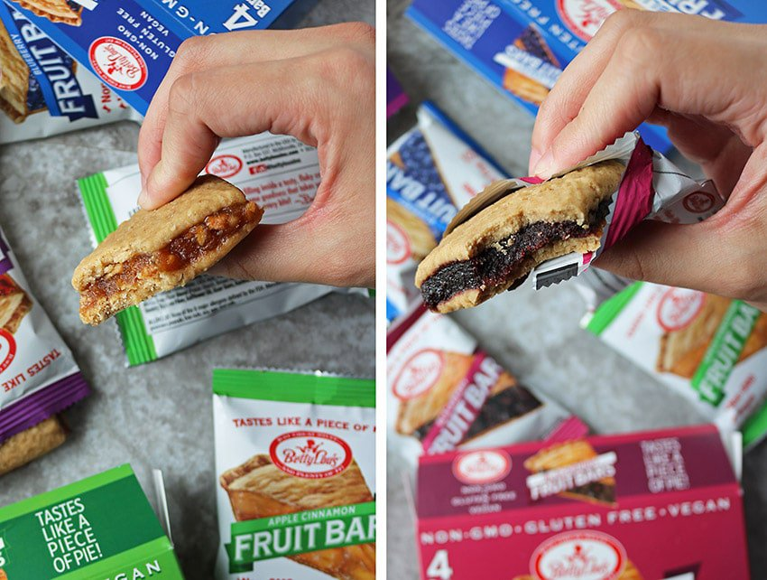 These Betty Lou Bars Tastes Like Pie For Real