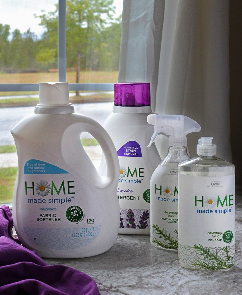 Home made simple products At Home
