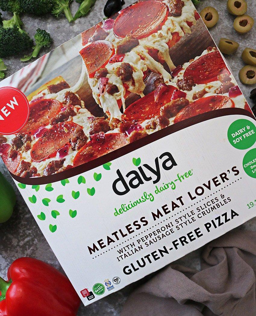 Daiya Pizza at Sprouts