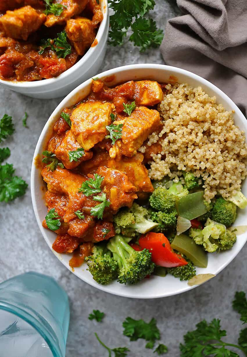 Easy Chicken Curry Image