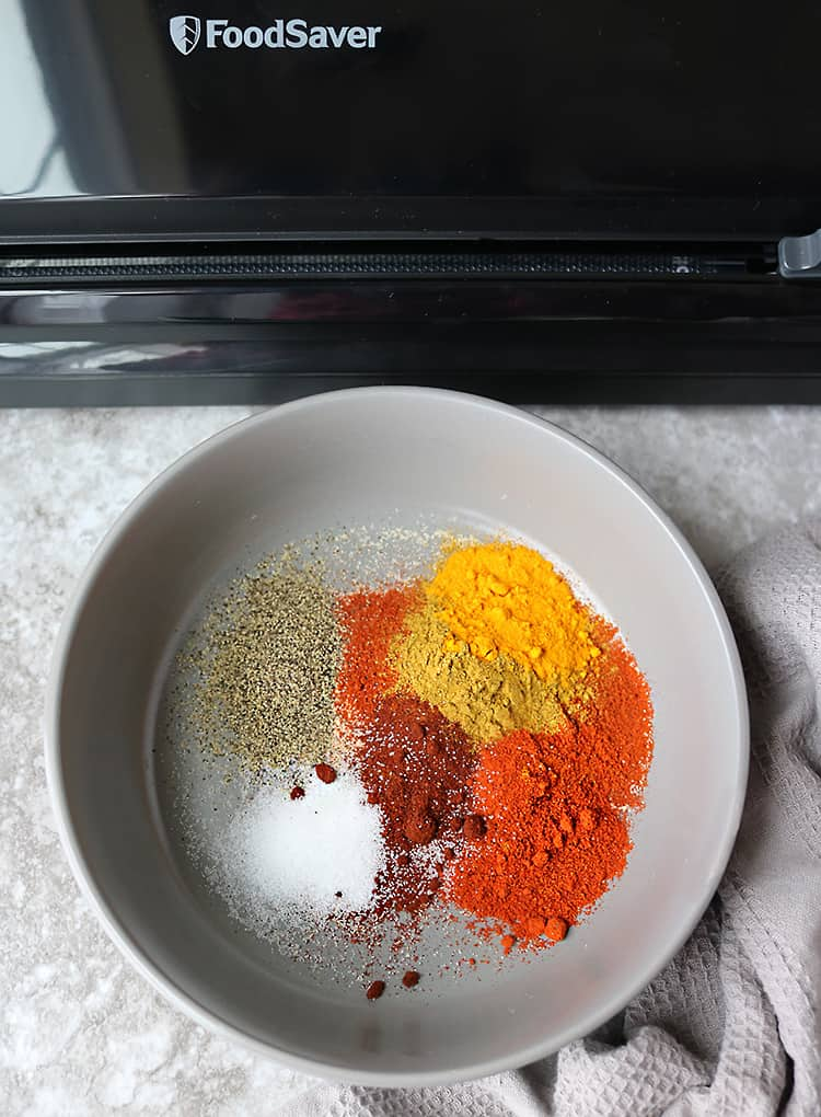 bpwl with Spice Mix For Sous Vide Chili Chicken Recipe