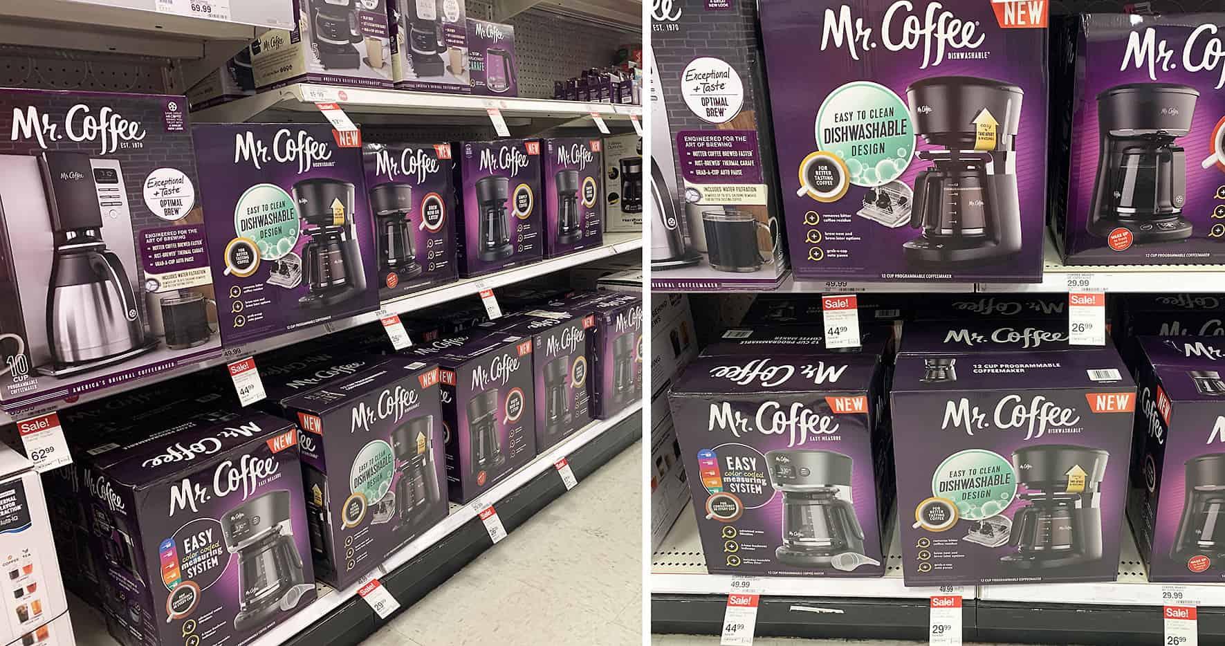 Mr, Coffee At Target